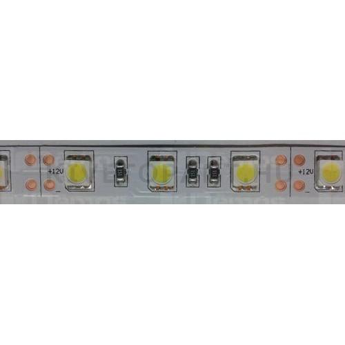 LED szalag 14,4W/m 12V melegfényű IP0