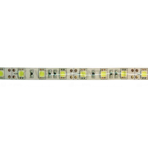 LED szalag 14,4W/m 12V melegfényű IP65