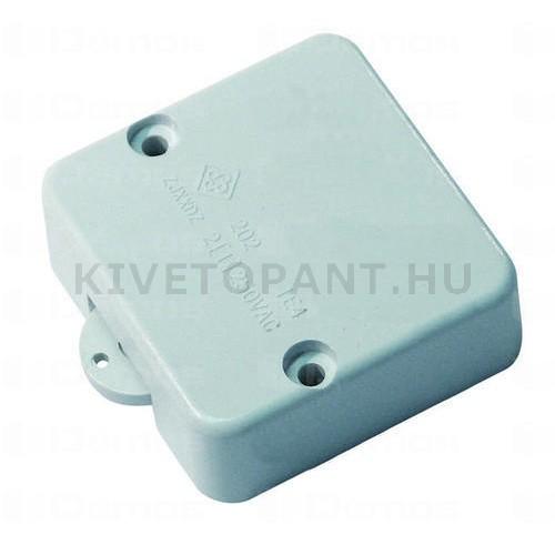 LED mechanikus kapcsoló ajtóra 12V és 230V 2A fehér