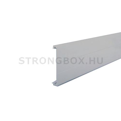 Strongbox belső fiókhoz front panel 110mm szürke