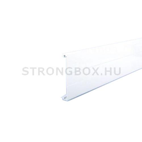 Strongbox belső fiókhoz front panel 110mm fehér