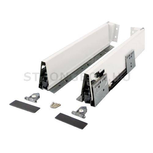 StrongBox fiókszett H140/450mm fehér