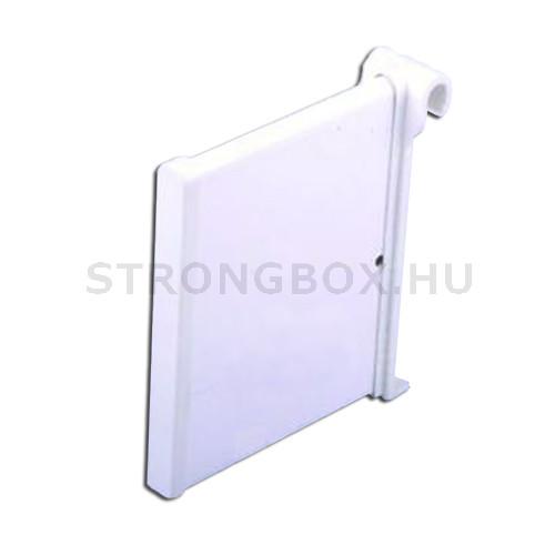 StrongBox hosszirányú osztólap fehér