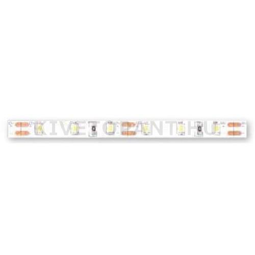 LED szalag 12W/m 12V melegfényű IP0