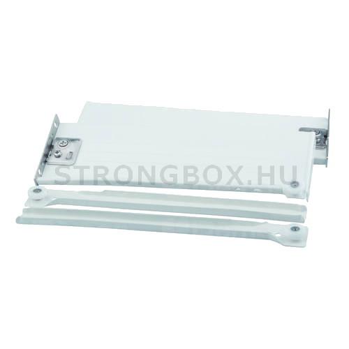 Strong fém fiókoldal H150/400 fehér