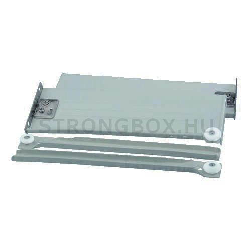 Strong fém fiókoldal H150/500 szürke