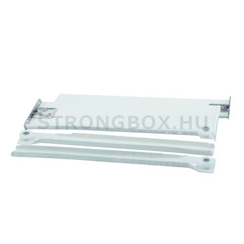 Strong fém fiókoldal H 86/300 fehér