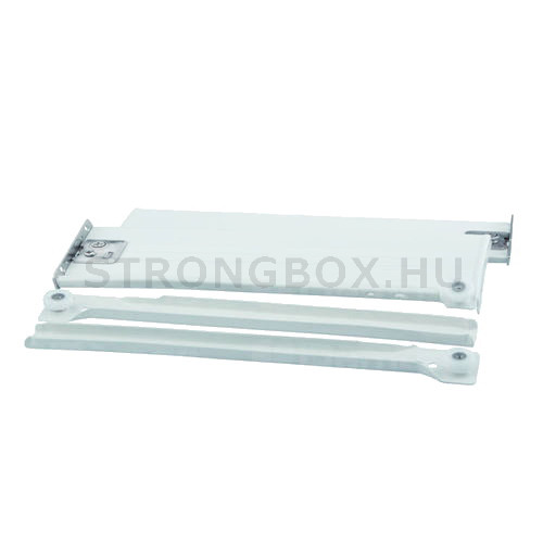 Strong fém fiókoldal H 86/400 fehér