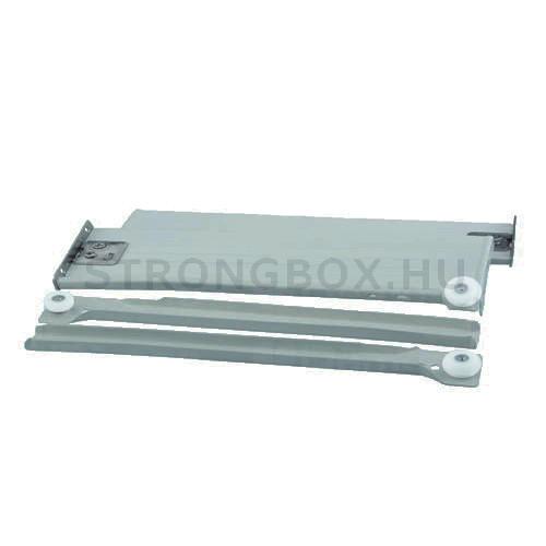 Strong fém fiókoldal H 86/400 szürke