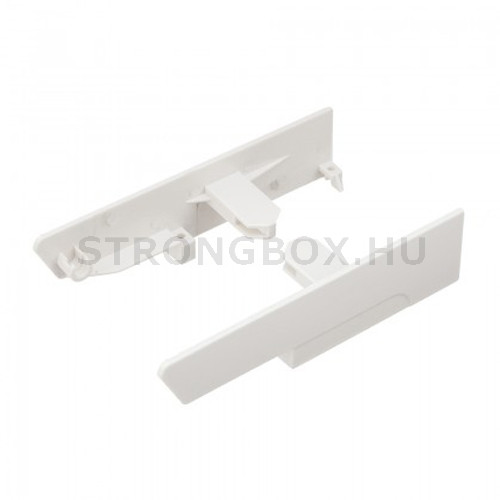 Strongbox belső fiók frontrögzítő 140 fehér