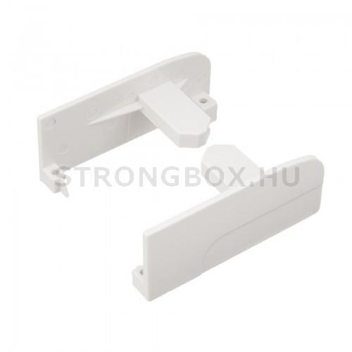 Strongbox belső fiók frontrögzítő  86 fehér