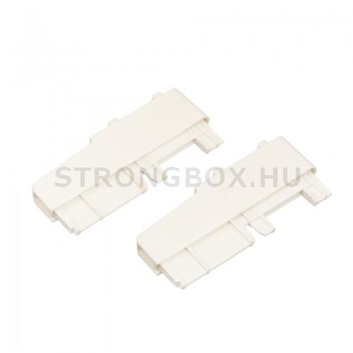 StrongBox keresztirányú magasító osztólap végzáró fehér