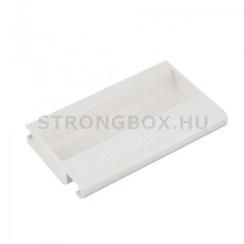 Strongbox belső fiókra fogantyú fehér