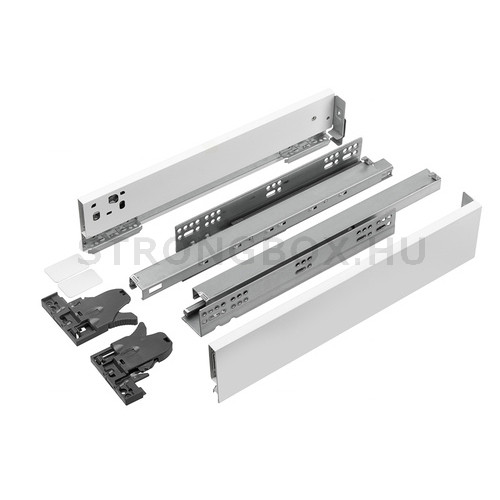 StrongMax fiókszett  89/500 mm fehér