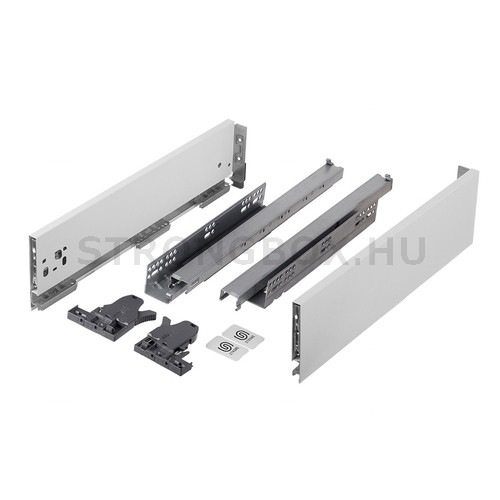 StrongMax fiókszett 185/500 mm fehér