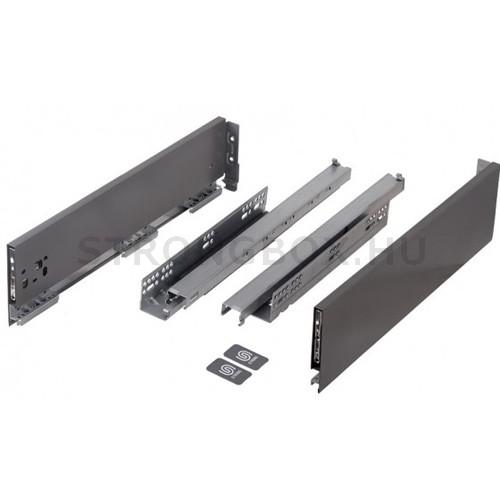 StrongMax fiókszett 121/400 mm szürke